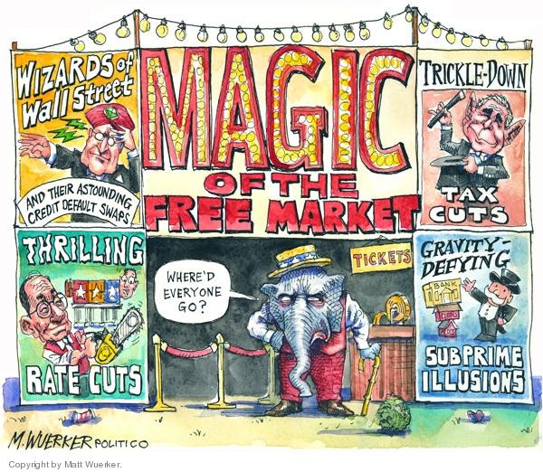 Free Trade - anyone?