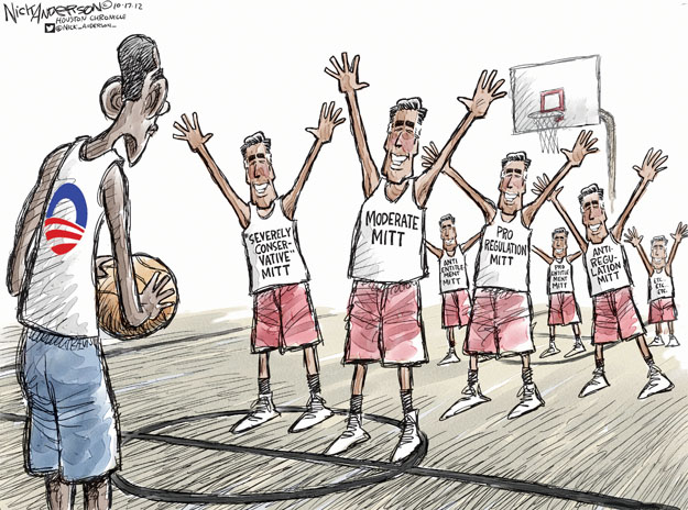 Nick Anderson's Editorial Cartoons 10/18
