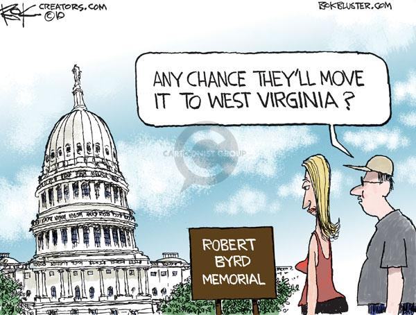 Image result for cartoon creation of west virginia