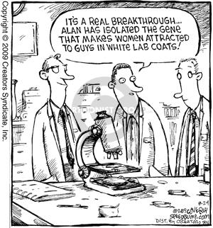The Biotech Comic Strips | The Comic Strips