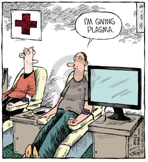 Image result for blood donor cartoon