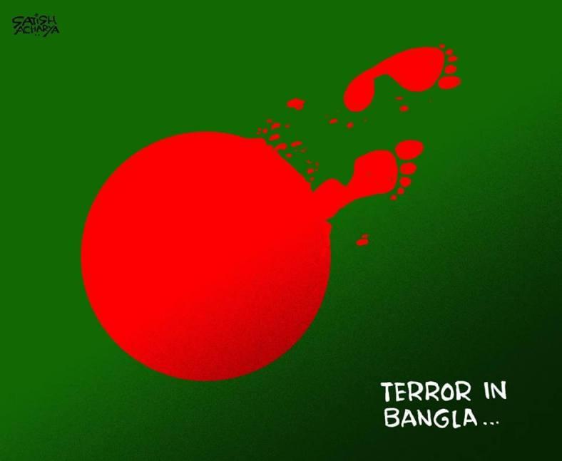 terror in bangla