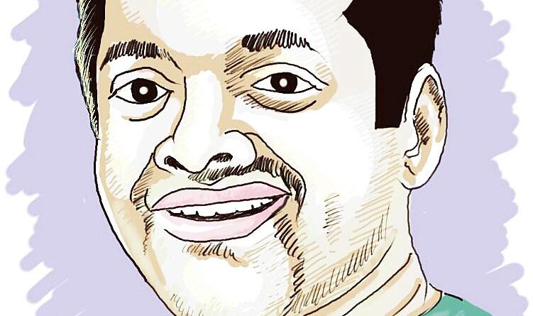 Caricature by Satish sharma, Jagran.