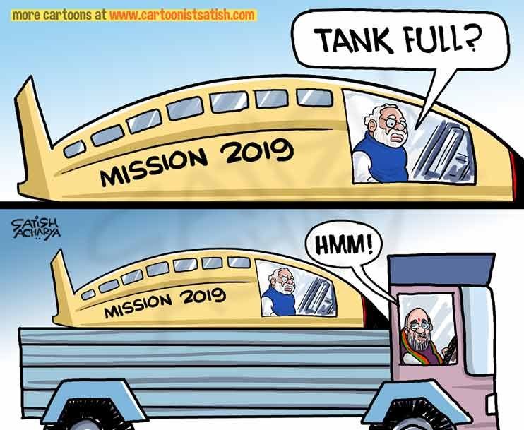Will the rising fuel prices affect Modi's Mission 2019