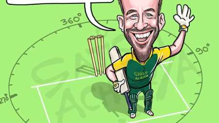 ABD retires from all formats of the game!