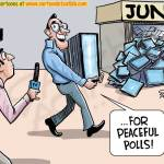 For Peaceful Elections…