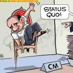 SC ordes 'status quo' in Karnataka!