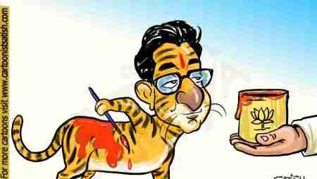 Raj Thackeray to tie up with BJP?