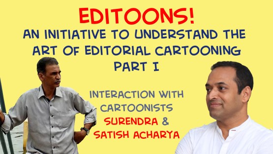 Editorial Cartooning Workshop!