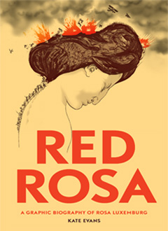 Red Rosa cover