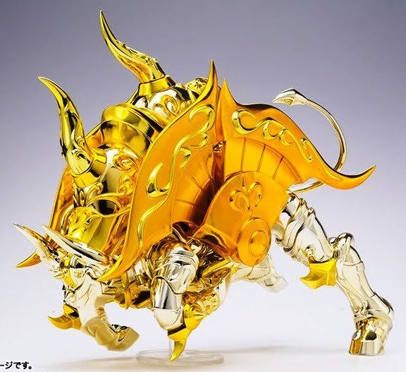Saint Seiya Soul Of Gold Arriva Taurus Aldebaran FOTO CM News