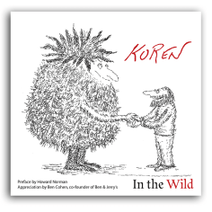 Meet New Yorker Cartoonist Ed Koren for the release of his new collection,  In The Wild – The Center for Cartoon Studies The Center for Cartoon Studies