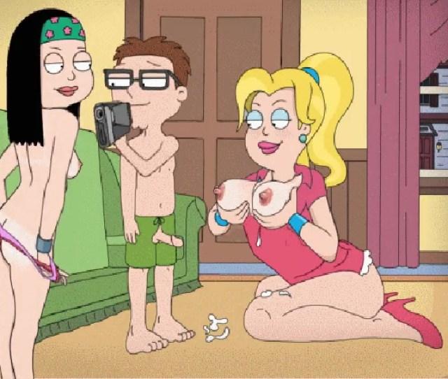 American Dad Porn Crazy Orgy Francine Steven Hayley At Cartoonvideos  Com