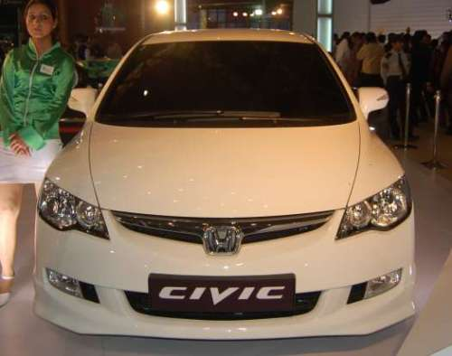 Honda Civic Sports