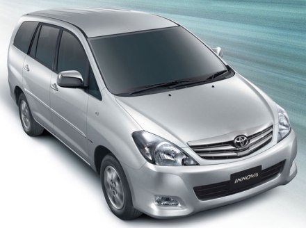 New facelifted Toyota Innova photo