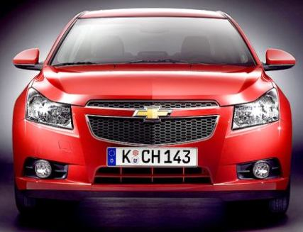 Photo: Chevrolet Cruze launch on 12 Oct