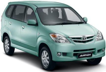 2009 Toyota Avanza: Possible India launch?
