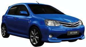 Toyota etios hatchback photo