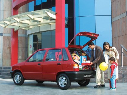 maruti 800 phase out