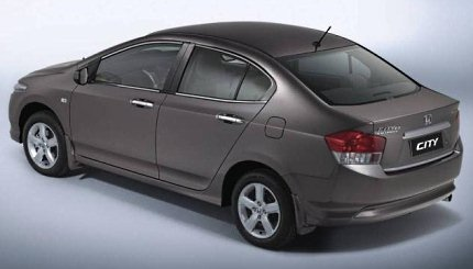 honda city exclusive photo