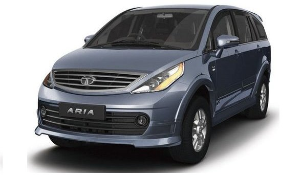 tata aria prestige photo