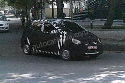 hyundai ha spied courtesy autocarindia photo