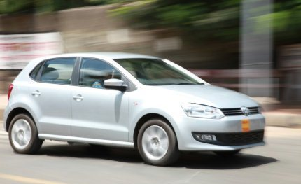 volkswagen polo diesel photo
