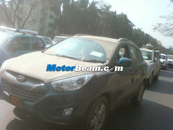 2011 hyundai tucson photo