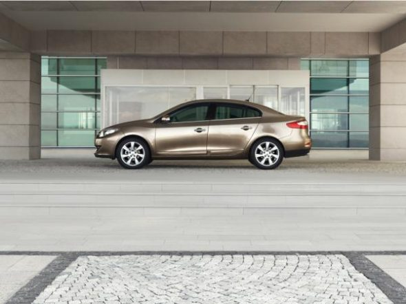 renault fluence photo 9