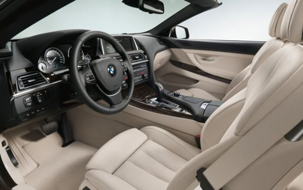 bmw650i convertible photo1