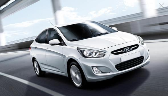 hyundai verna rb photo