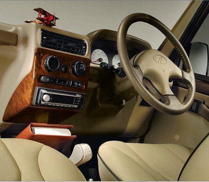 mahindra bolero special edition interior