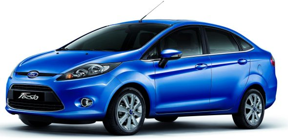new ford fiesta photo