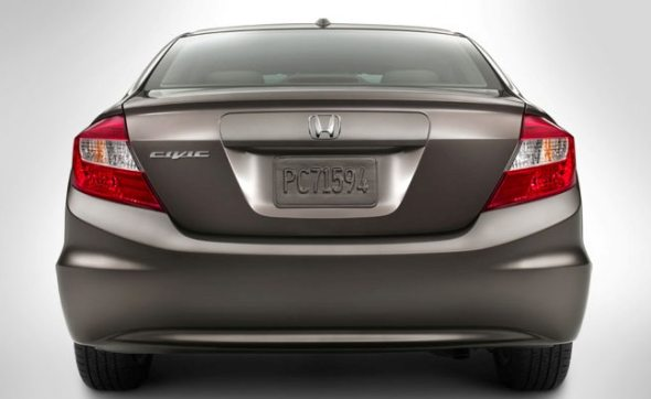 2012 honda civic sedan photo