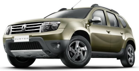 new renault duster photo