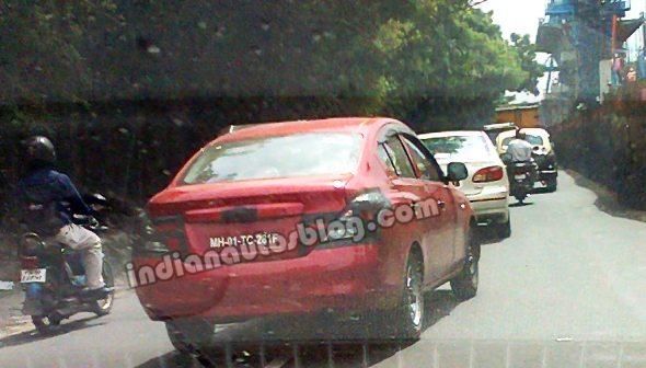 nissan sunny spy photo