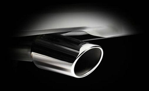 innova crysta exhaust tip photo