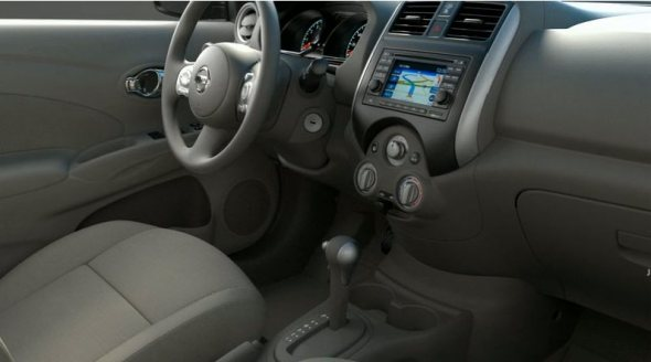 nissan sunny interior photo