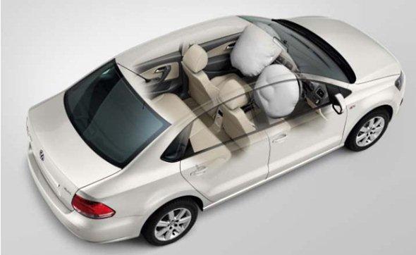 volkswagen vento safety features