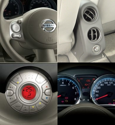 nissan sunny convenience features photo