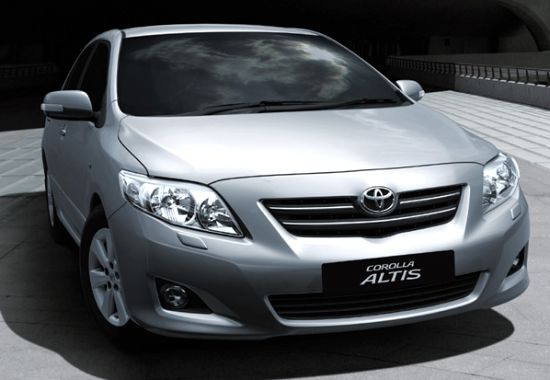 corolla altis photo 115