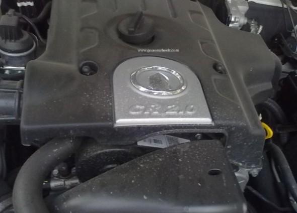 Haval 5 Engine
