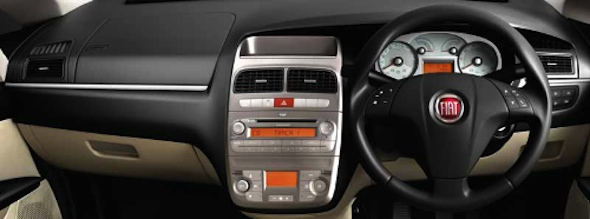 fiat linea center console and MID