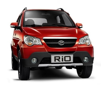 premier rio facelift photo