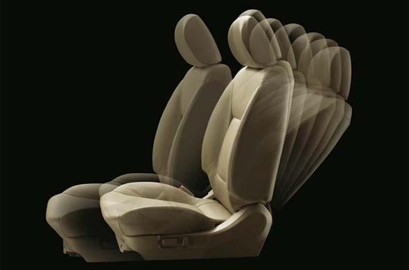 pajero sport seats