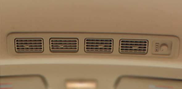 ertiga rear ac vents