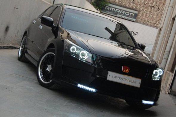 2012 Honda Accord Air Intake