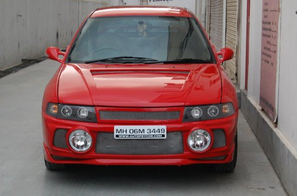 car customisers in delhi and car mods