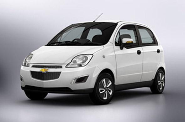 2013 Chevrolet Spark Image