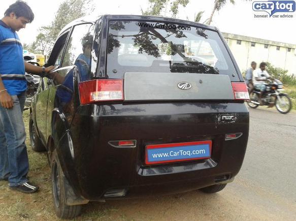 Mahindra-reva-nxr-rear-photo